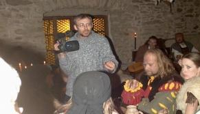 Film a studio Foto z natáčení